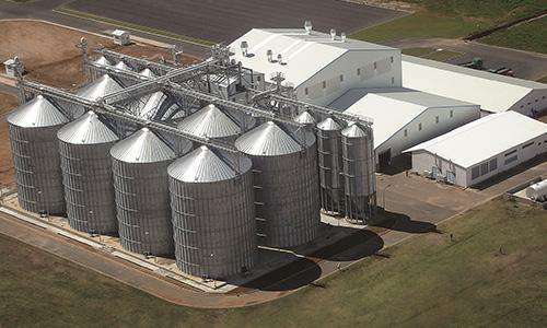 Tahıl Taşıma, Depolama ve Kurutma Sistemleri | EVA SİLO